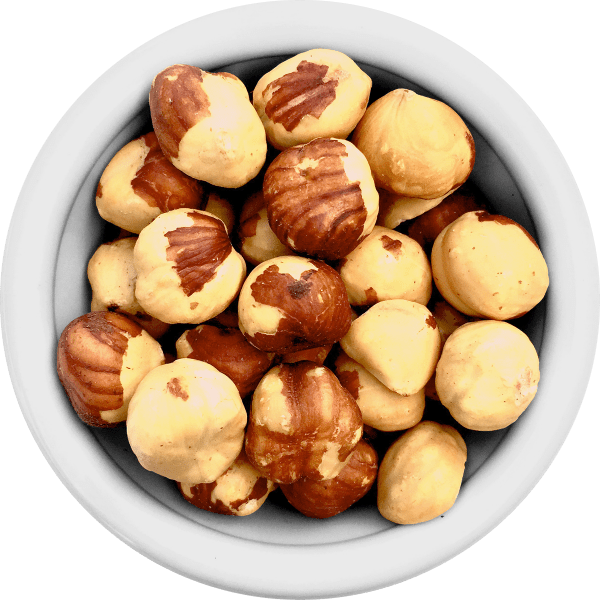Premium Growers - Oregon Roasted Hazelnuts - Natural Roasted