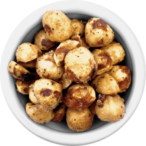 Premium Roasted Oregon Hazelnuts - Sweet Savory