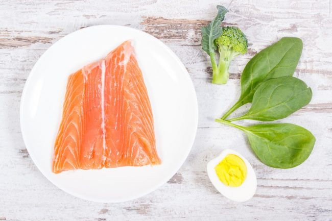 foods that contain essential fatty acids like omega-3 and omega-6