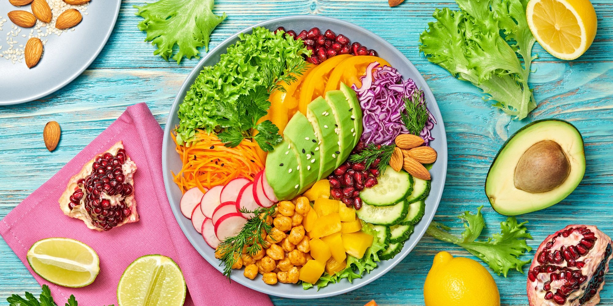 Salad paleo